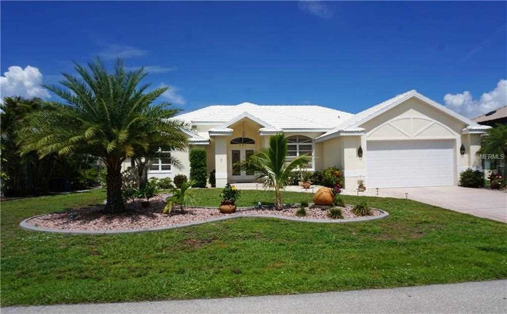 431 Via Esplanade Punta Gorda, FL 33950 | MLS C7402297 Photo 1