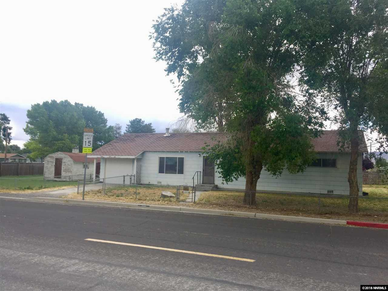 1010 Grinnel Lovelock, NV 89419 | MLS 180008530 Photo 1