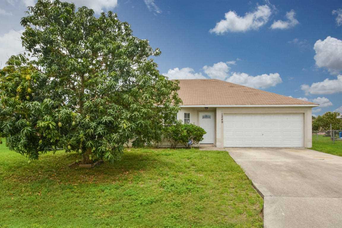 1249 SW Broadview Street Port Saint Lucie, FL 34983 | MLS RX-10435114 Photo 1