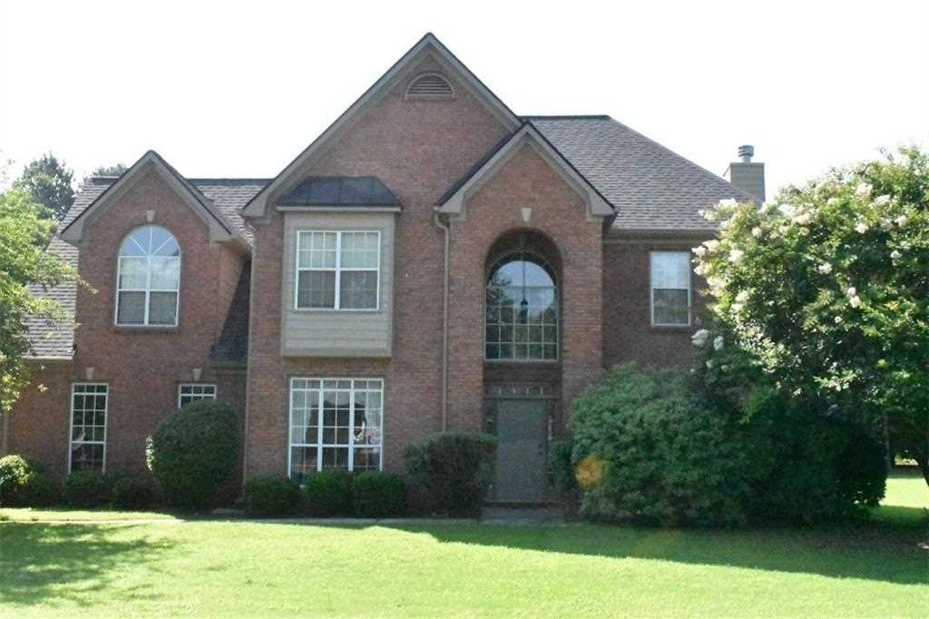 Beautiful Home In Pristine Neighborhood! The Grand Brick Front, 2 Story  Arched Entrance Is