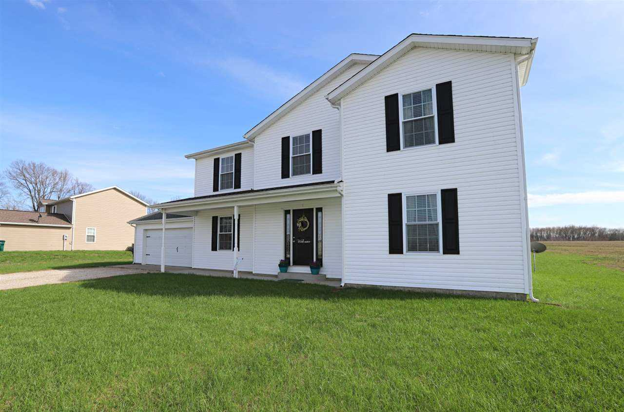9665 Winyard Place Owensville, IN 47665 | MLS 201813192 Photo 1