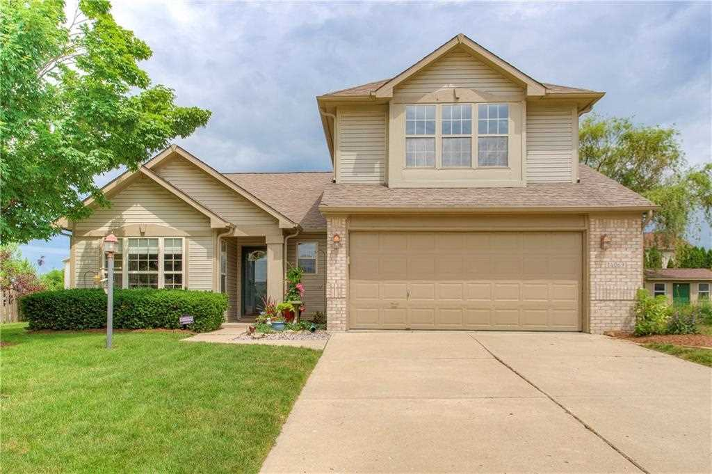 14069 Woodlark Drive Fishers, IN 46038 | MLS 21573879 Photo 1