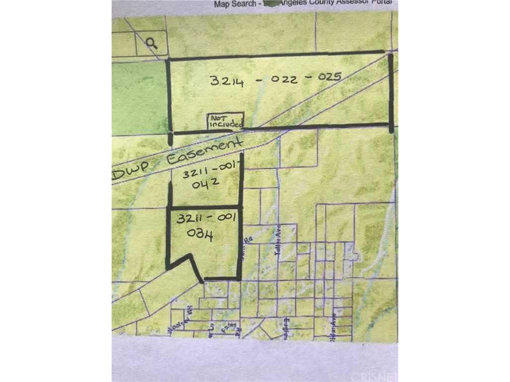 Agua Dulce California Map.34 Vac Skiff Rd Vic Country Way Agua Dulce Ca 91350 Custom Agua