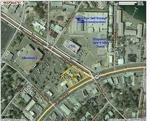 Map Of Fort Walton Beach Florida.624 630 Eglin Parkway Fort Walton Beach Fl 32547 Mls 444819