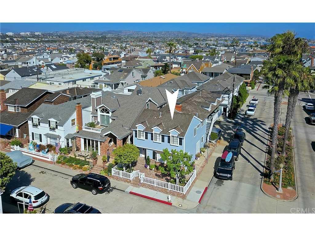 200 Pearl Avenue Newport Beach Ca 92662 Balboa Island Main Balm Homes