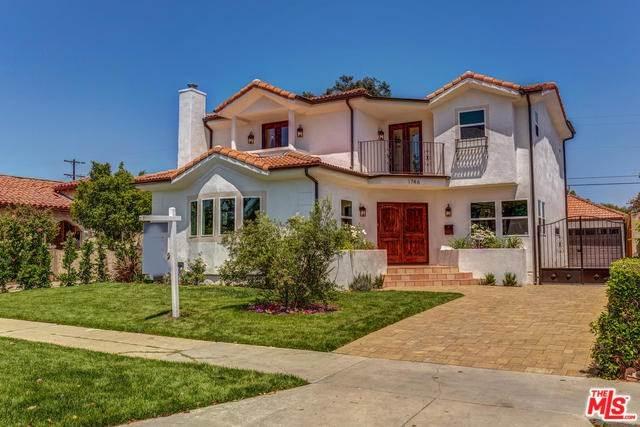 1746 S Crescent Heights Boulevard, Los Angeles, CA 90035 MLS #18357846  Photo 1