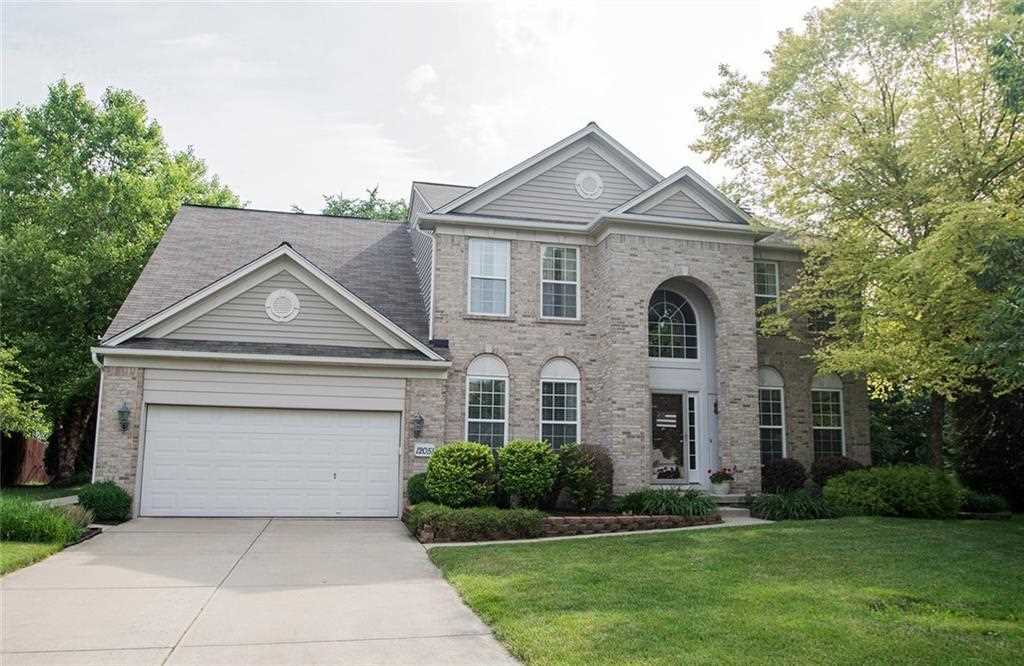 12051 Sellerton Drive Fishers, IN 46037 | MLS 21575757 Photo 1