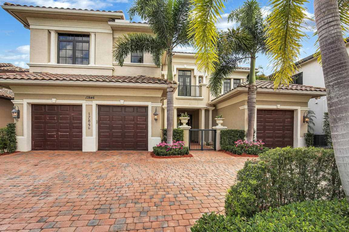 17846 Cadena Drive Boca Raton, FL 33496 - MLS# RX-10408408 | BocaRatonRealEstate.com Photo 1