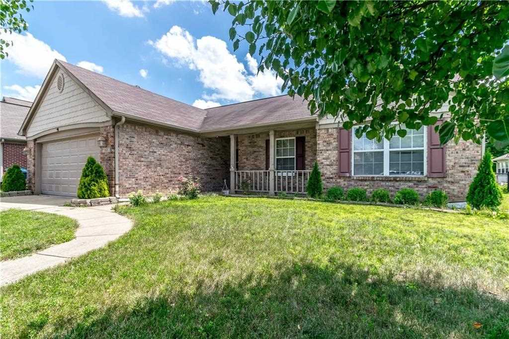 1123 Beal Court Indianapolis, IN 46217 | MLS 21576388