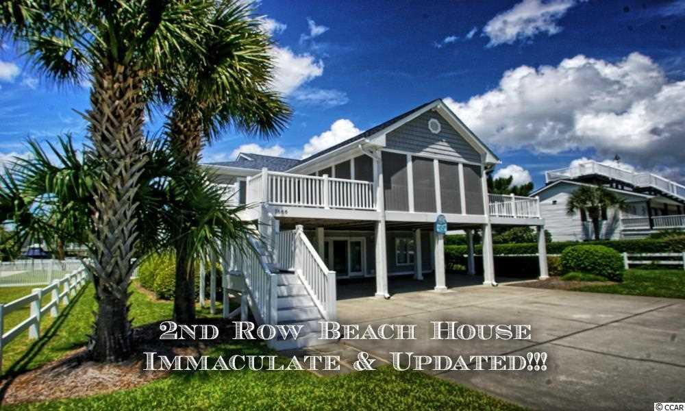 1666 S Waccamaw Drive Garden City Beach, SC 29576 | MLS 1723946 Photo 1
