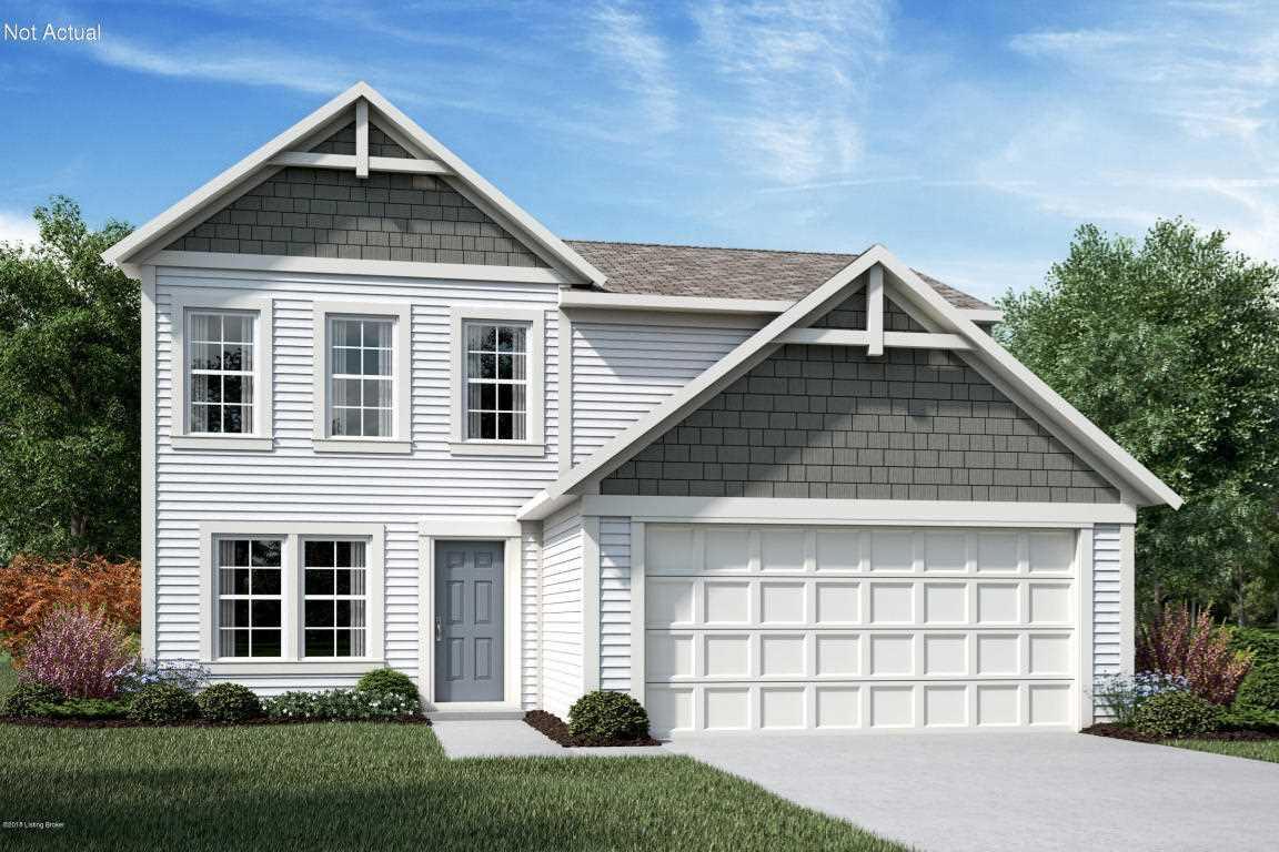 Mt Washington Ky New Homes For Sale