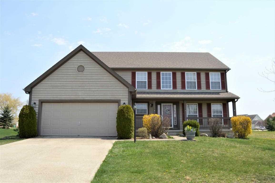 13618 Mottlestone Drive Pickerington, OH 43147   MLS 218003935 Photo 1