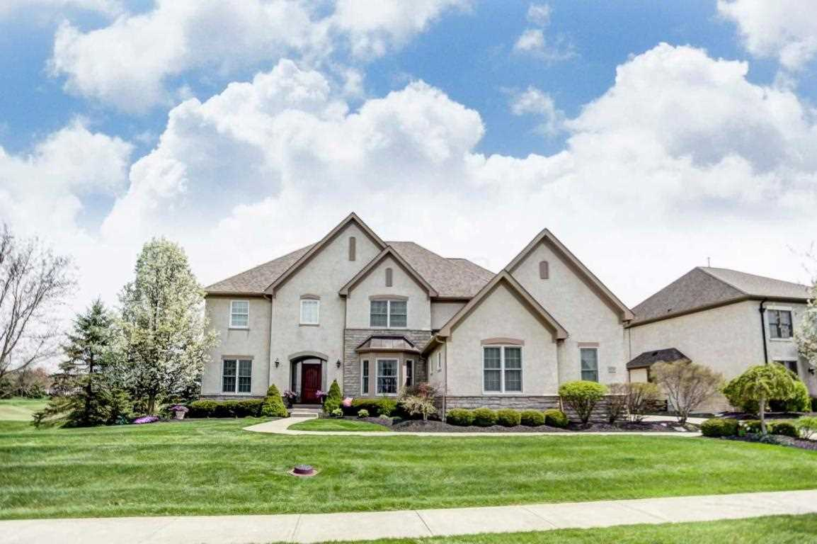 4245 Hickory Rock Drive Powell, OH 43065 | MLS 218000304 Photo 1