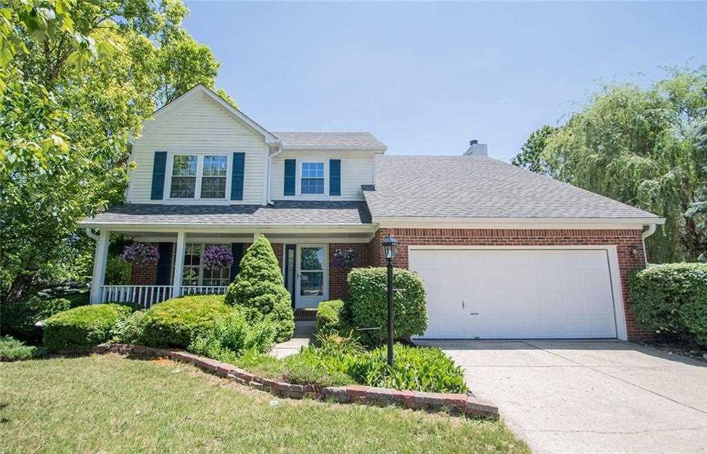 13793 Wyandotte Place Fishers, IN 46038 | MLS 21578632 Photo 1