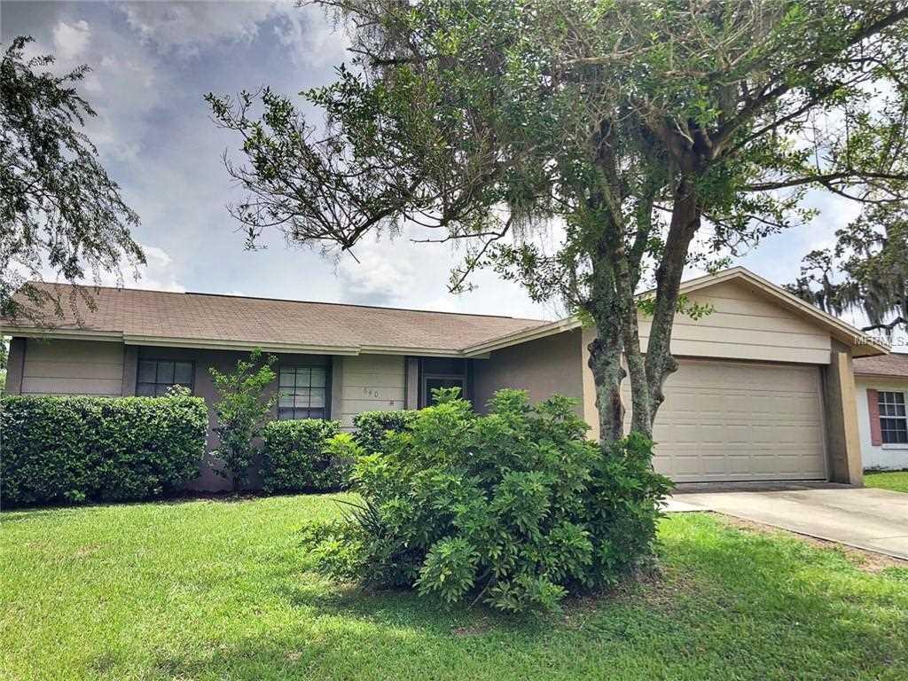 640 Bryan Terrace Drive Brandon, FL 33511 | MLS U8010393 Photo 1