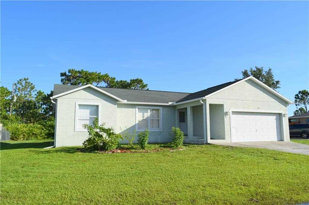 5413 Colfax Terrace Port Charlotte, FL 33981   MLS D6101362 Photo 1