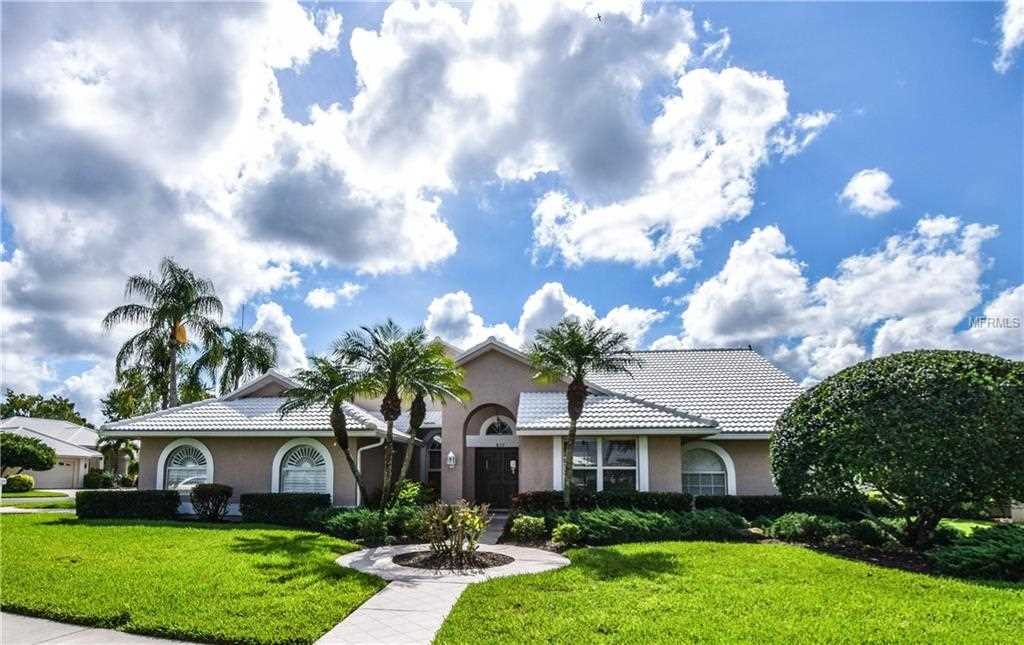 837 Carnoustie Drive Venice, FL 34293 | MLS N6101166 Photo 1