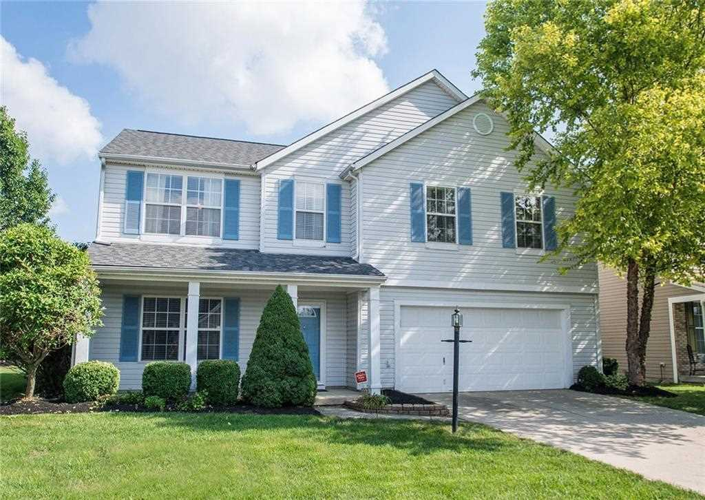12314 River Valley Drive Fishers, IN 46037   MLS 21578998 Photo 1