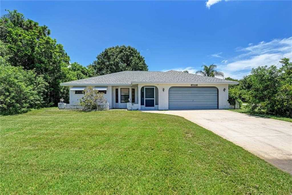 6526 Dulzura Street Englewood, FL 34224 | MLS D6101081 Photo 1