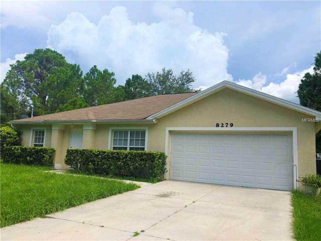8279 Amendola Avenue North Port, FL 34291 | MLS C7403266 Photo 1