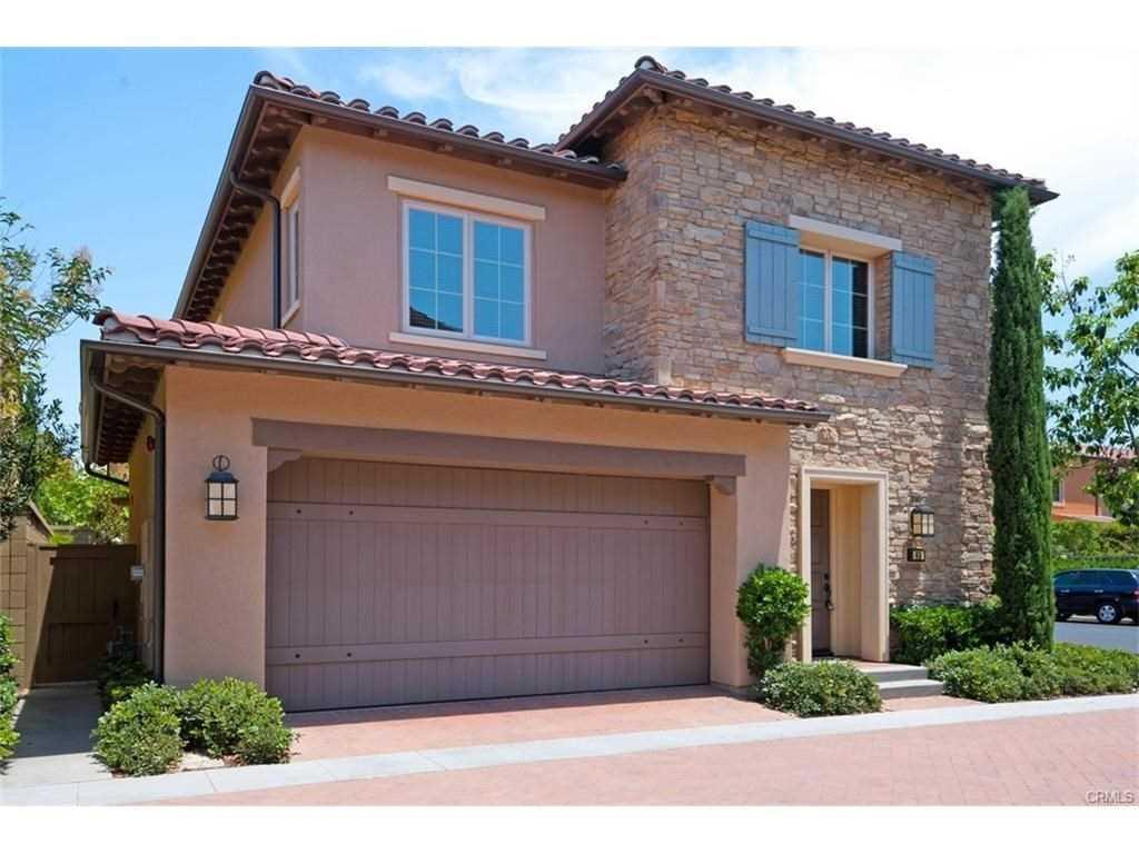 65 Bianco Irvine, CA 92618   MLS SR18157712 Photo 1