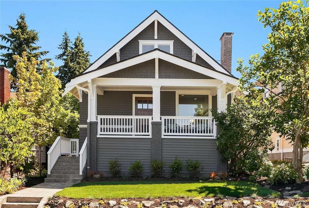 2524 1st Ave W Seattle, WA 98119 | MLS ® 1327827 Photo 1