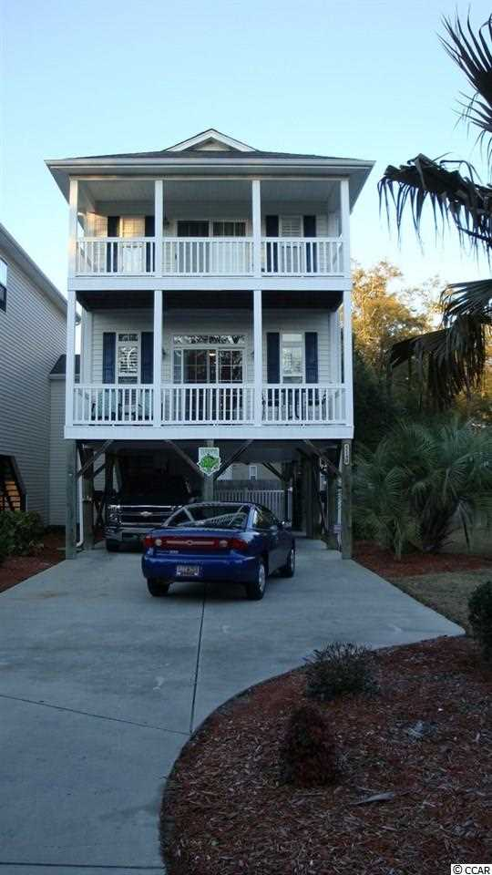 514 B Woodland Drive Garden City Beach, SC 29576 | MLS 1800513 Photo 1
