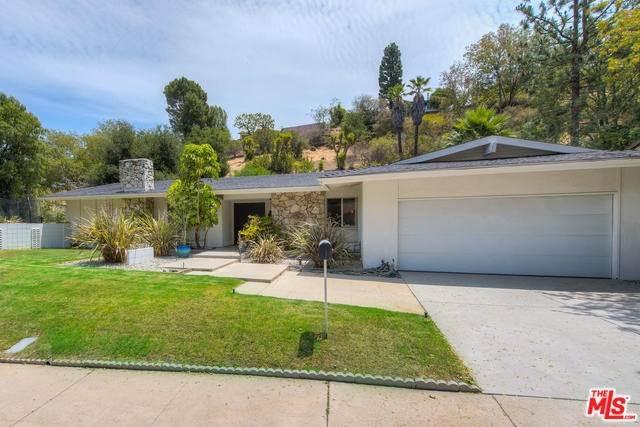 3500 Green Vista Drive, Encino, CA 91436 MLS #18365980  Photo 1