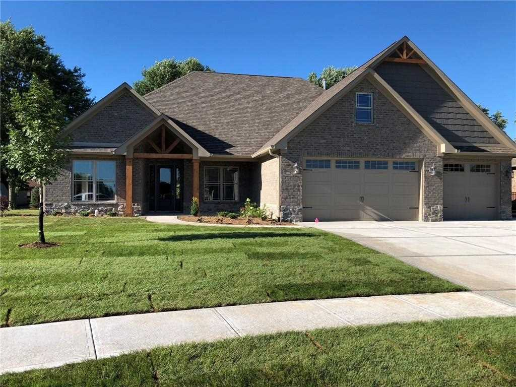 5445 Discovery Drive Plainfield, IN 46168 | MLS 21559842 Photo 1