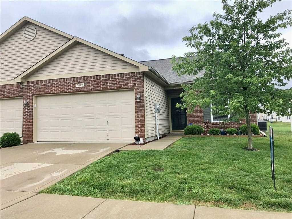 7849 Cork Bend Lane Indianapolis, IN 46239 | MLS 21583263 Photo 1
