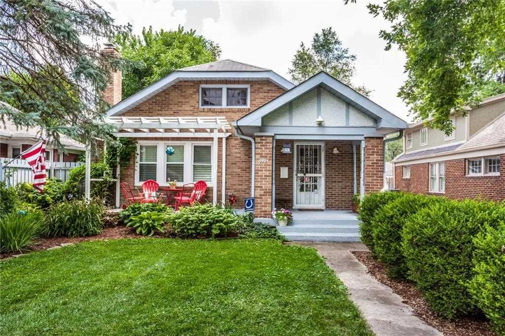 5925 Guilford Avenue Indianapolis, IN 46220 | MLS 21584198 Photo 1