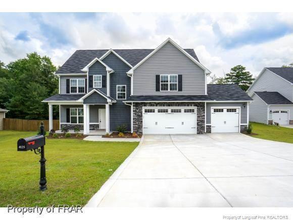 4125 Saint Ives Court (Lot 48) #48 Fayetteville, NC 28306   MLS 528495 Photo 1