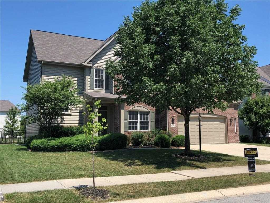 12462 Norman Place Fishers, IN 46037 | MLS 21581913 Photo 1