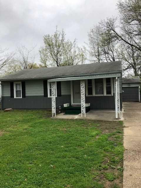 2405 Cass Avenue Evansville, IN 47714 | MLS 201816473 Photo 1