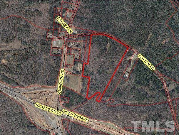 Hwy 421 Nc Map.0 Cotten Road Tract 1 Sanford Nc 27330 Mls 2173129