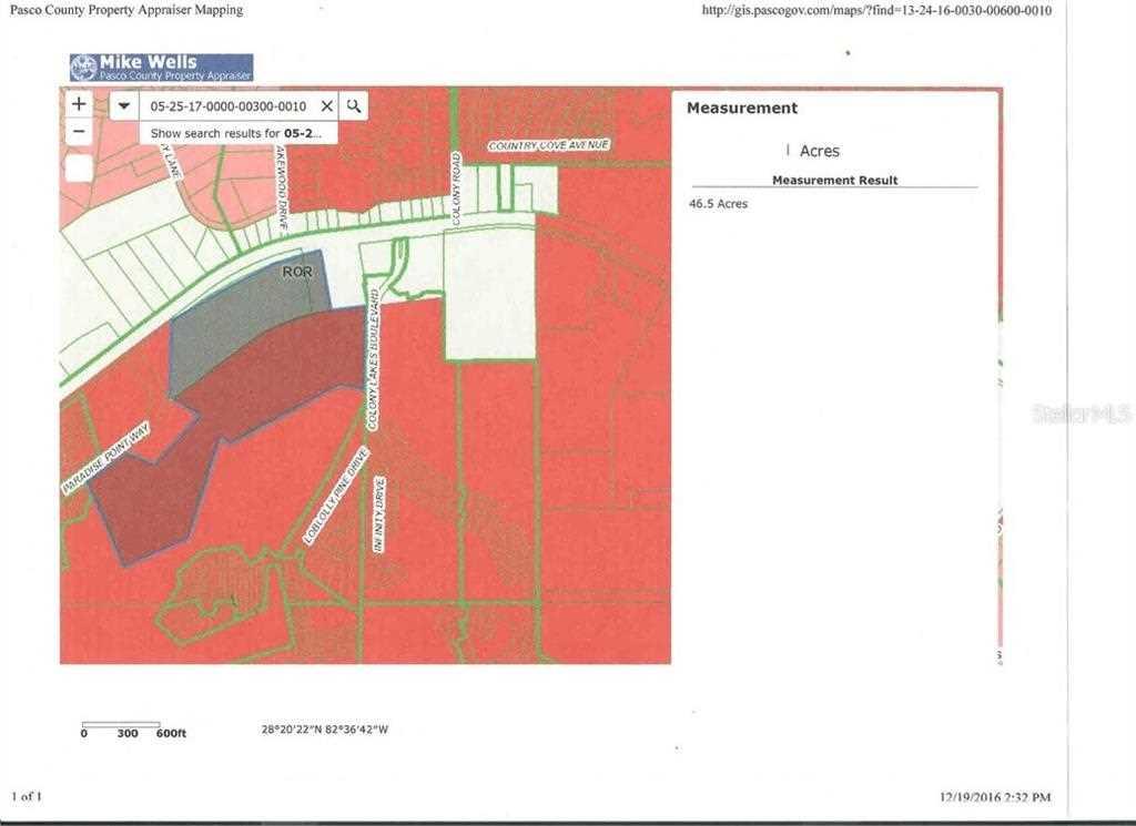 Map Of Hudson Florida.View Map Highway 52 A 68 Highway Hudson Fl 34669 Mls W7625312