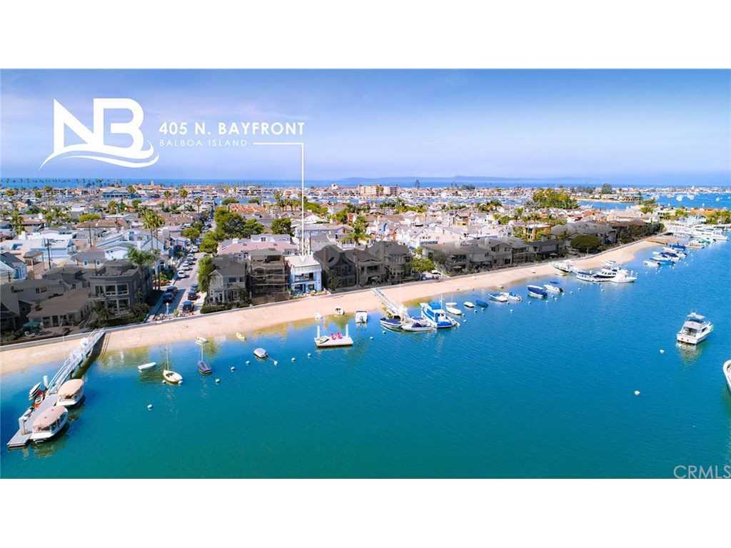 407 N Bayfront Newport Beach Ca 92662 Balboa Island Main Balm Homes