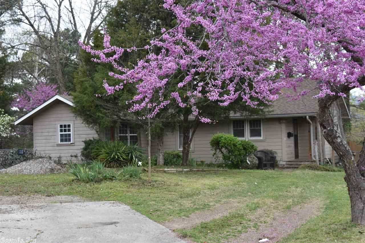 430 Henderson St Hot Springs Ar Metes Bounds Subdivision
