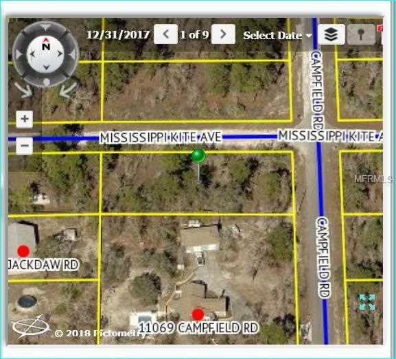 Weeki Wachee Florida Map.11089 Campfield Road Weeki Wachee Fl 34614 Mls W7803863