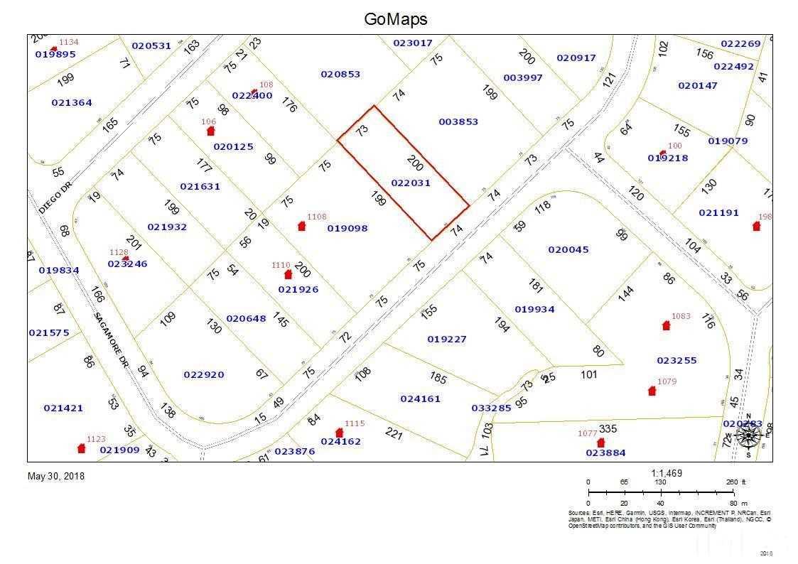 1104 Sagamore Drive Louisburg Nc 27549 Mls 2194787