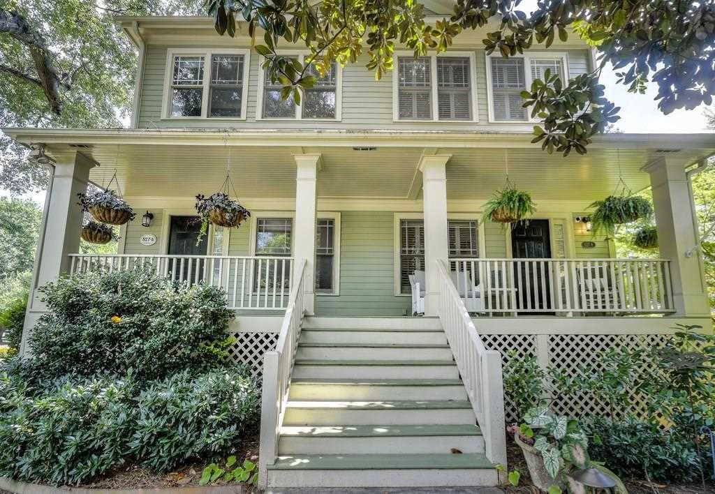 Wonderful Townhouse In Inman Park Within Easy Walk To The Beltline