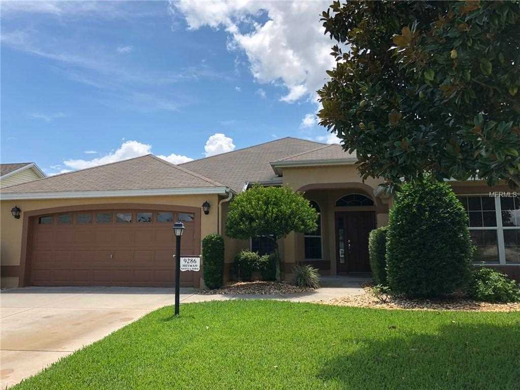 9286 Se 170th Fontaine Street The Villages Fl 32162 Mls G5004906