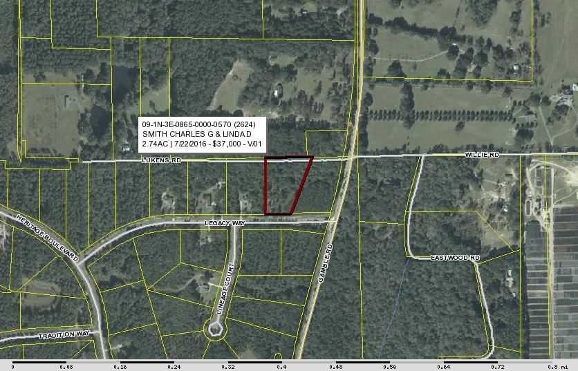 Lot 57 Legacy Way Monticello Fl 32344 In Heritage Hills