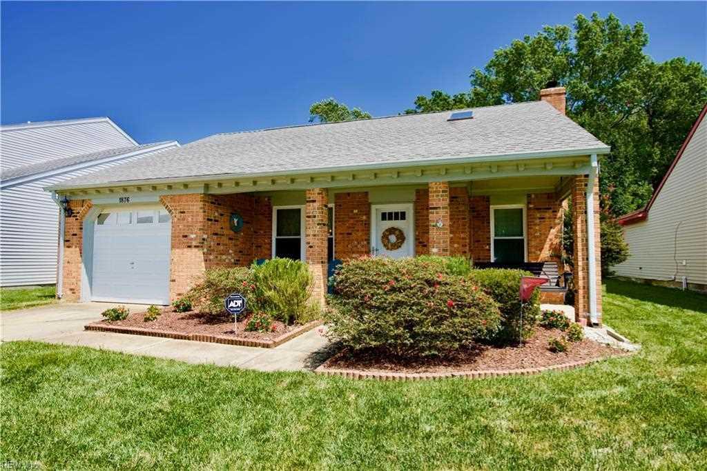 Home For Sale In Ocean Lakes Virginia Beach VA 23454   MLS 10212482 Photo 1
