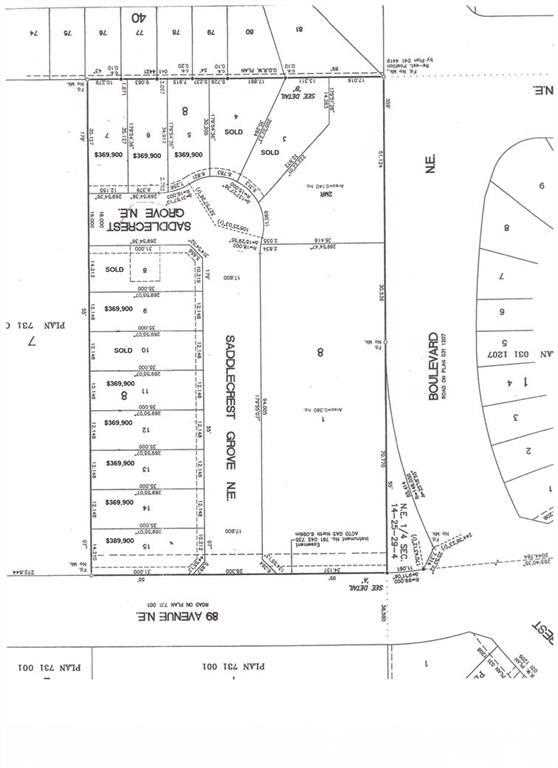 27 Saddlecrest Grove NE, Calgary, AB for sale - MLS C4201726 Photo 1