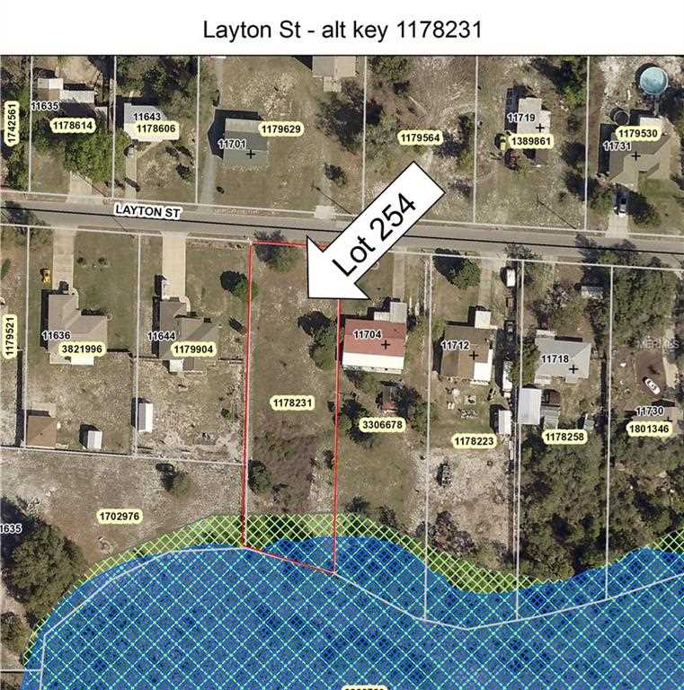 Map Of Leesburg Florida.Layton Street Leesburg Fl 34788 Mls O5569092