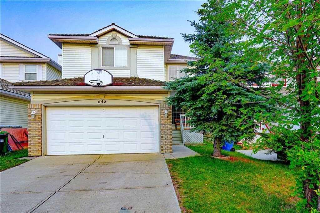 645 Coral Springs Boulevard Ne Calgary Ab Real Estate Listing