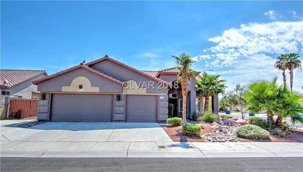 5720 Crystal Ocean St Las Vegas, NV 89130 | MLS 2010688