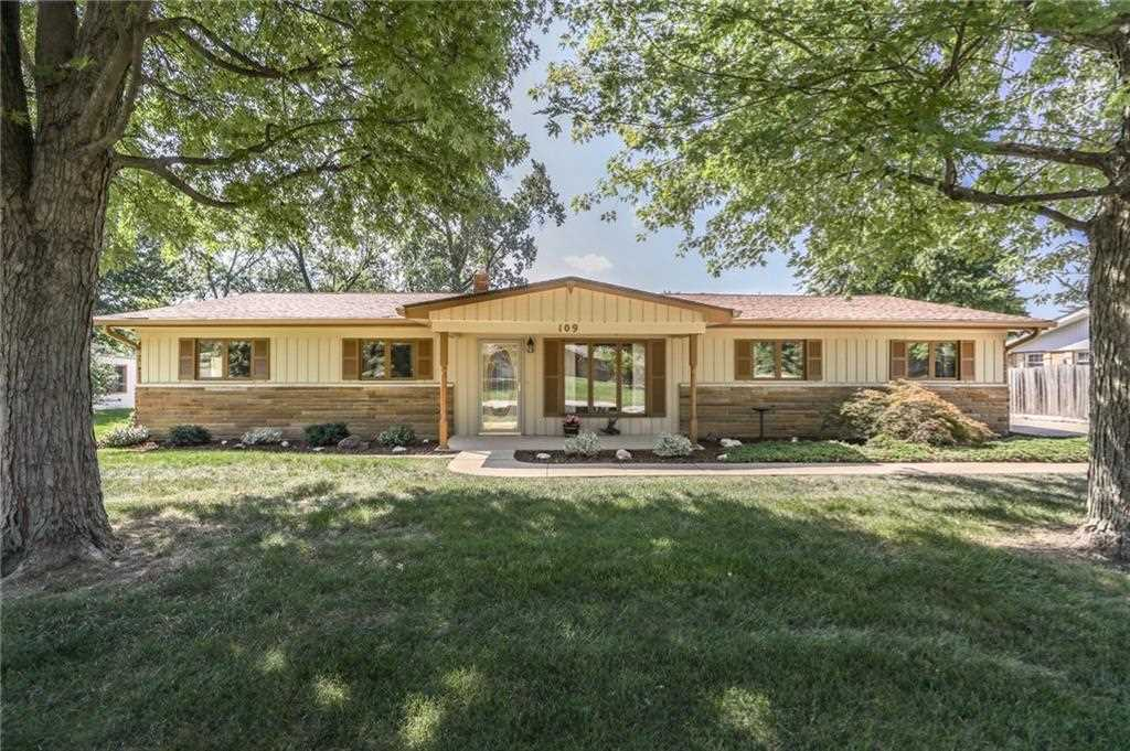 109 E Hill Valley Drive Indianapolis IN