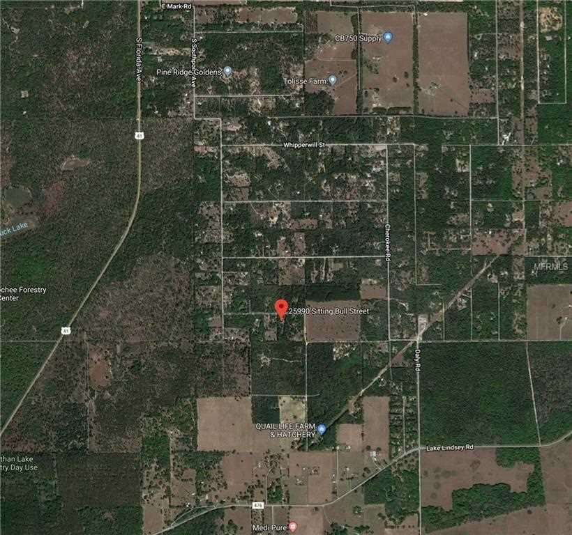 25990 Sitting Bull Street Brooksville Fl 34601 Mls T3127194